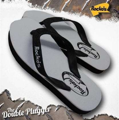 Double Pluggers - Thongs for All Aussie Blokes