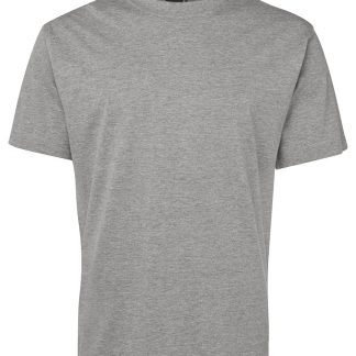Round Neck T Shirts - Grey Marle