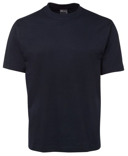 Round Neck T Shirts - Navy