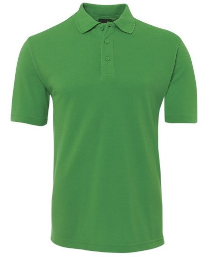 Polo Shirts - Pea Green