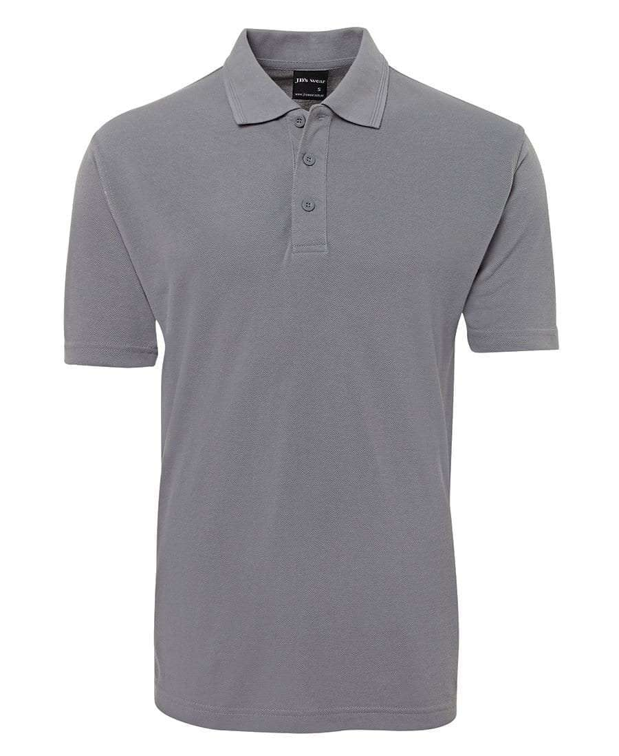 Polo Shirts - Grey