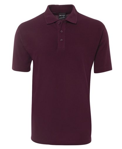 Polo Shirts - Maroon