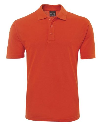 Polo Shirts - Orange