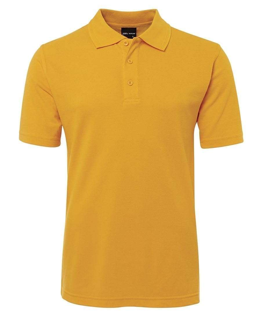 Polo Shirts - Gold