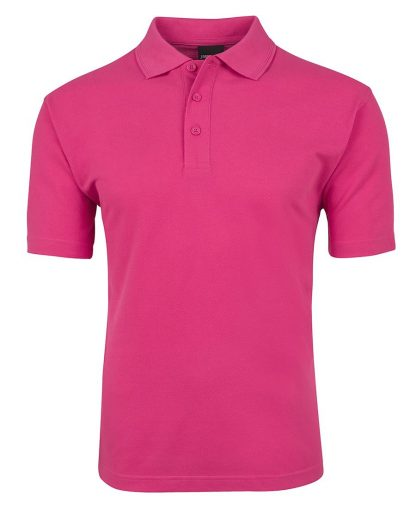 Polo Shirts -Hot Pink