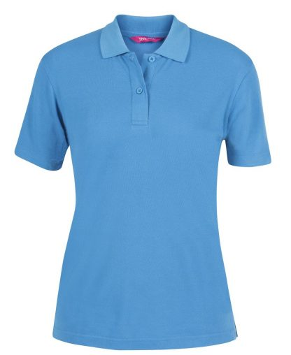 Ladies Polo - Aqua