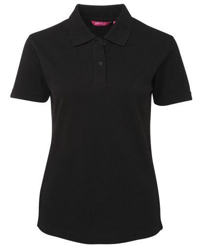 Ladies Polo - Black
