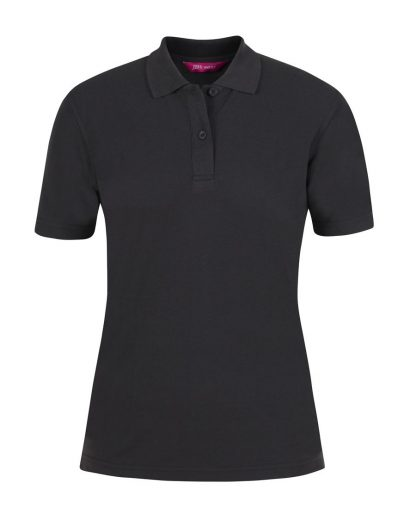 Ladies Polo - Gunmetal