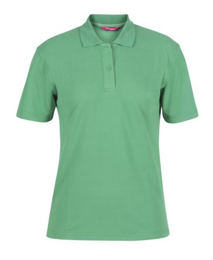 Ladies Polo - Kelly Green