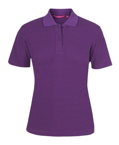 Ladies Polo - Mulberry