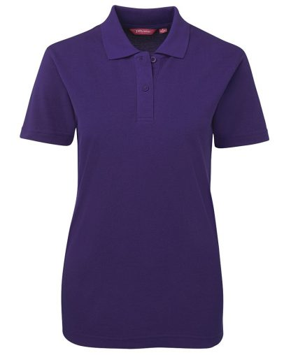 Ladies Polo - Purple