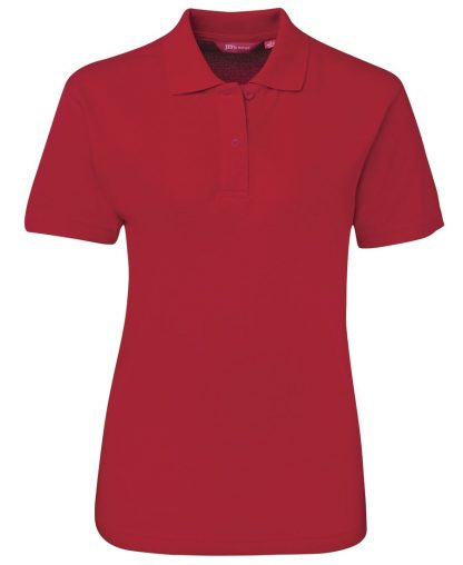 Ladies Polo - Red