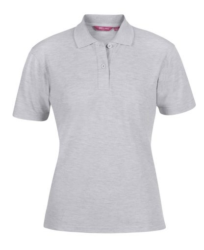 Ladies Polo - Snow Marle