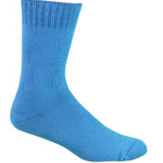 Bamboo Extra Thick Work Socks-Size 4-18 -NSW BLUE