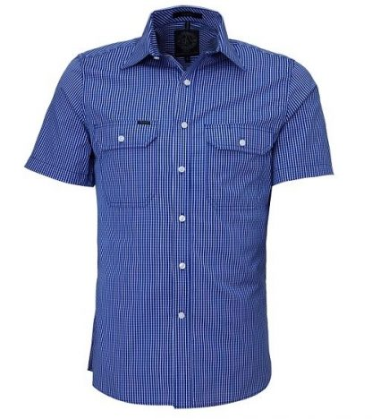ritemate-check-short-sleeve-bluewhite