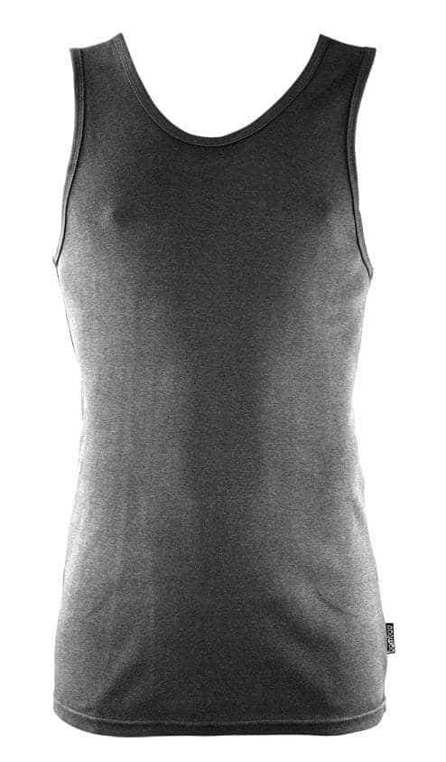 Bamboo Singlets by Bamboo Textiles - Slate