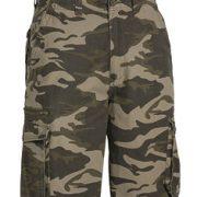 Bisley Camo Shorts - Olive