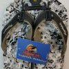 Mangrove Jacks Knobby Thongs - Black