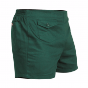 Stubbies Original Cotton Drill Short Green
