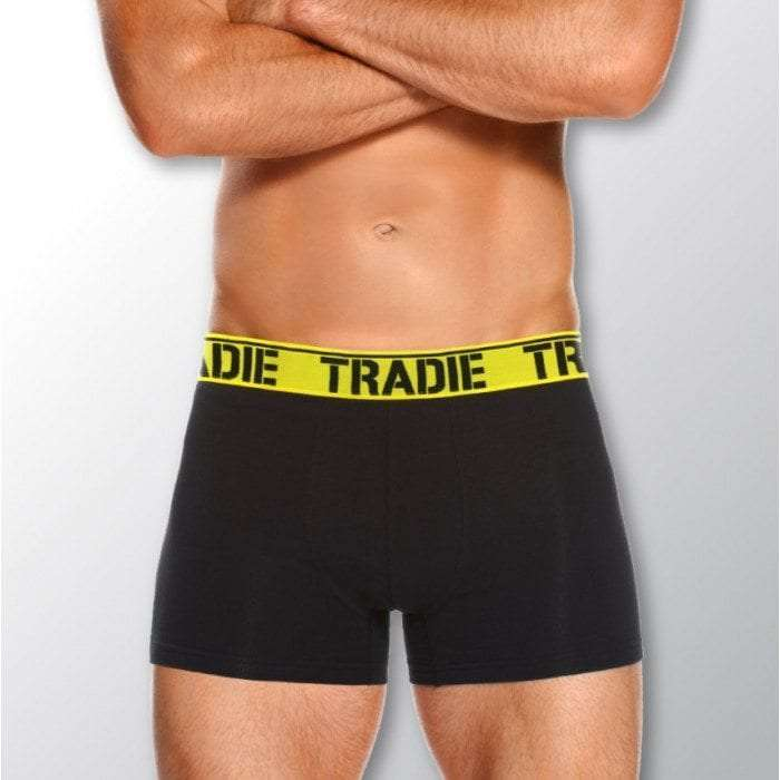 Tradie 3Pack Fitted Trunks Image