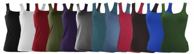 Bamboo Singlet Ladies - group