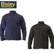 Soft Shell Jacket Black & Blue