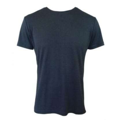 Bamboo Men's Tee Without Pocket - Black