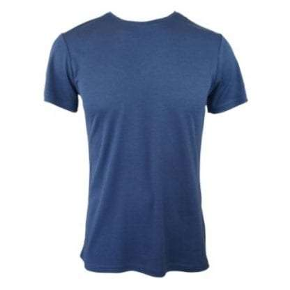 Bamboo Men's Tee Without Pocket - Navy