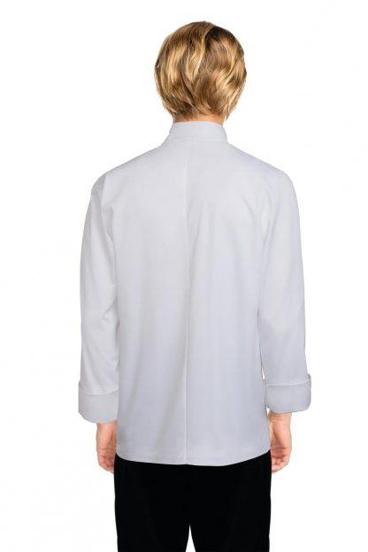 Basic Chef Jacket to 8XL Rear