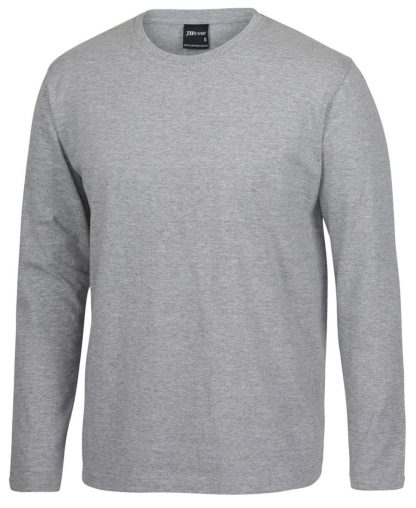 Long Sleeve Tee - Grey Marle