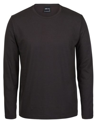 Long Sleeve Tee - Gunmetal Grey