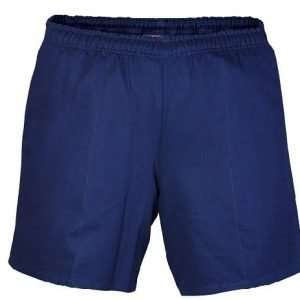 Ritemate Rugby Shorts - Long Navy