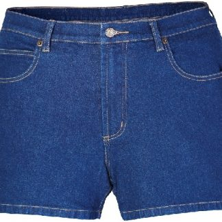 Truckers Denim Shorts - To 127cm - Front