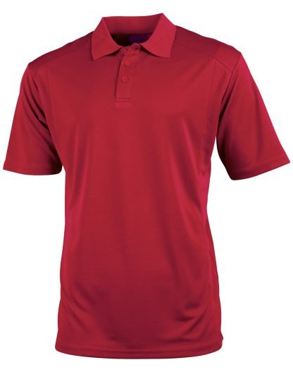 Bamboo Ruby Polo - To 5XL & Good for You