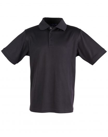 Cool Dry Polo - Black