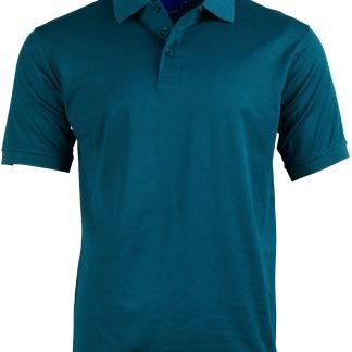 Cool Dry Polo - Ocean Blue