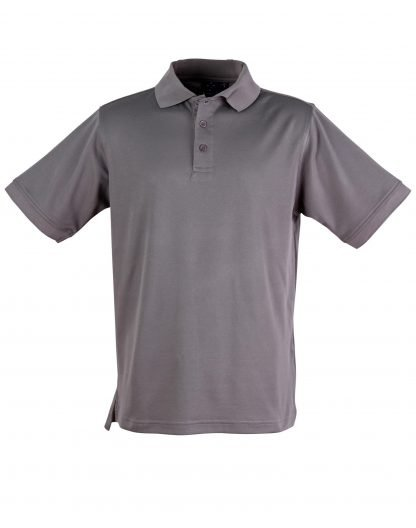 Cool Dry Polo - Steel Gray