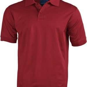 Cool Dry Polo - Ruby