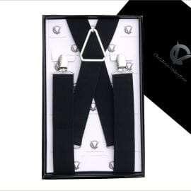 Large Braces - Black