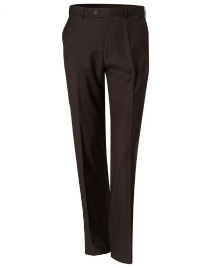 Flexi Waist Stretch Trousers - Charcoal
