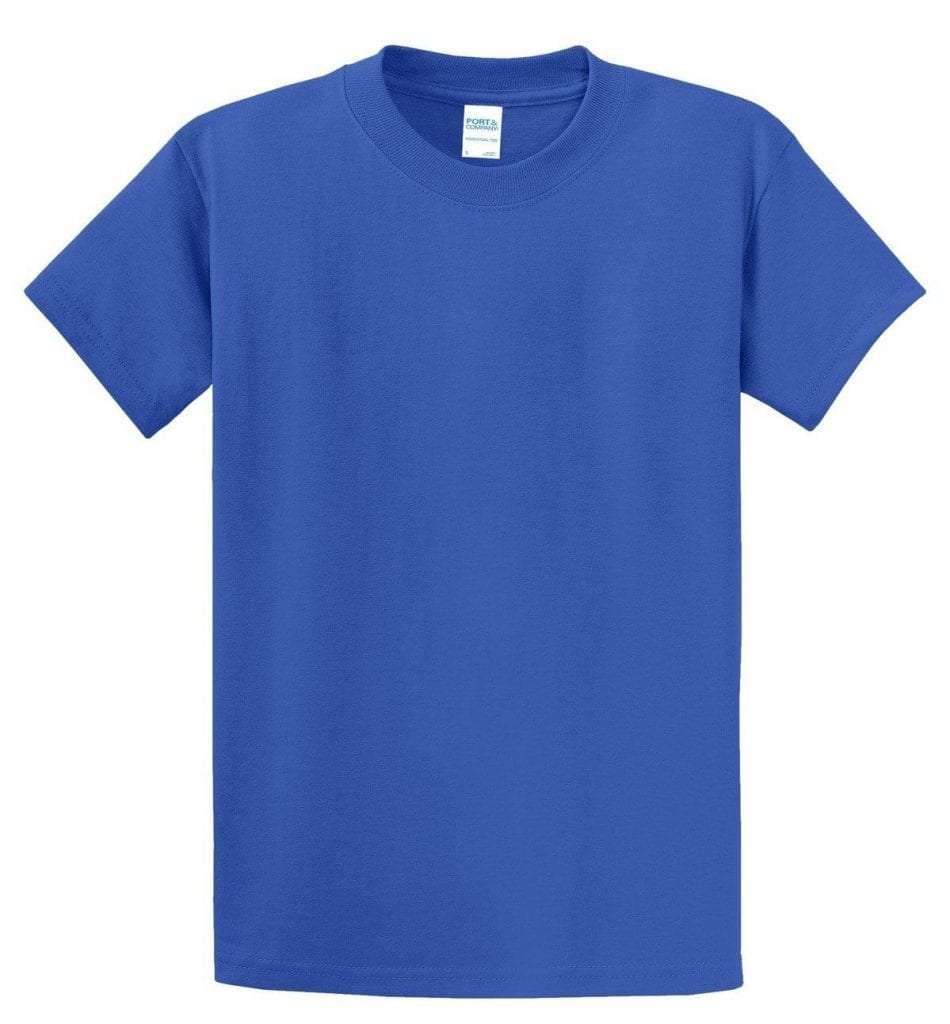 Tall Essential Tee - Royal Blue
