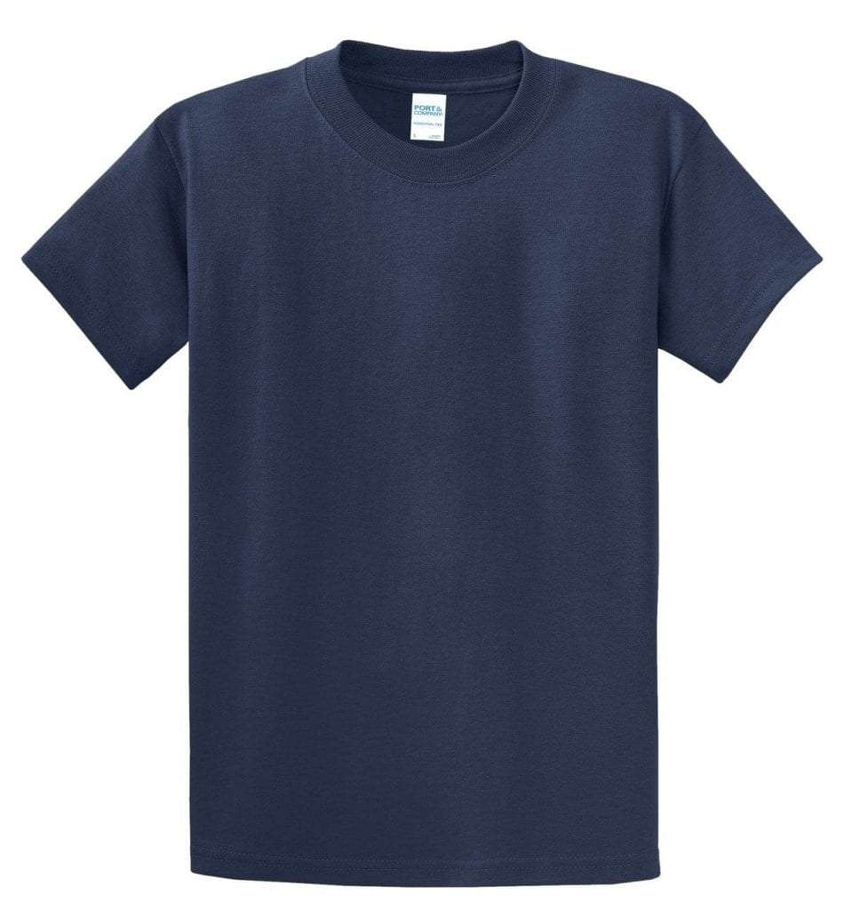 Tall Essential Tee - Navy